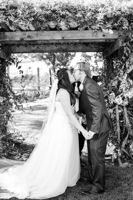 A Rustic Bay Area Barn Wedding - Tyler & Joliz